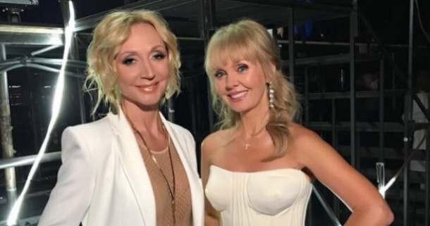 Два мощных голоса и супер дуэт: Кристина Орбакайте и Валерия «Любовь не продается»